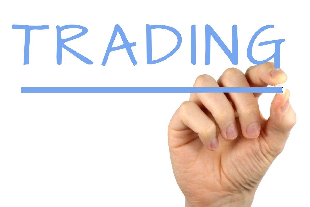 trading scritta
