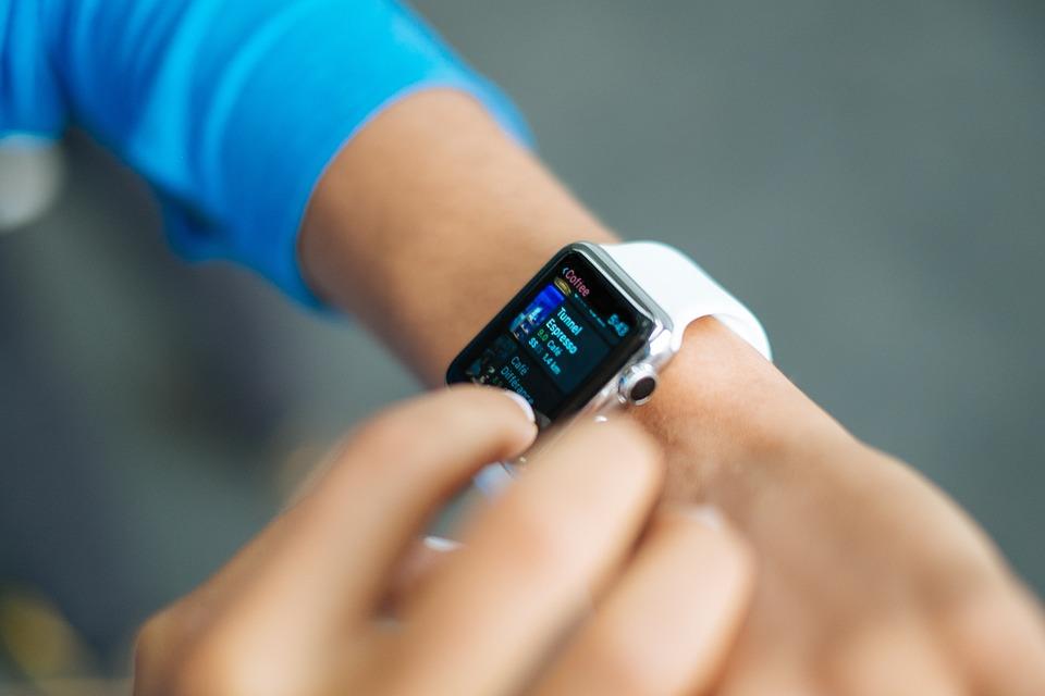 Salvato da Apple Watch