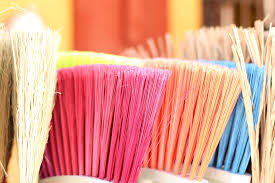 Strumenti per la pulizia dei pavimenti